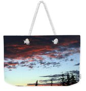 Cariboo Country Sunset   Weekender Tote Bag