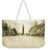 Carillon In The Snow Weekender Tote Bag