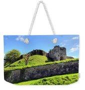 Carisbrooke Castle - Isle Of Wight Weekender Tote Bag