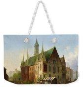 Carl Josef Weekender Tote Bag