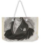 Carl Mayer Weekender Tote Bag