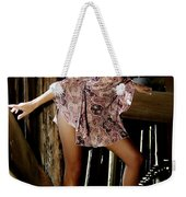 Carla's In The Barn Again Weekender Tote Bag