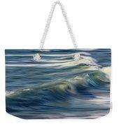 Ocean Wave Abstract Weekender Tote Bag
