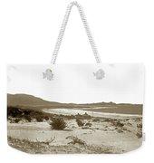 Carmel Beach, Carmel Point And Point Lobos Circa 1925 Weekender Tote Bag
