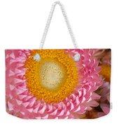 Carmel Flower Weekender Tote Bag