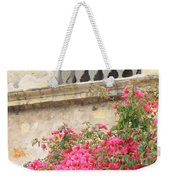 Carmel Mission Bell Weekender Tote Bag