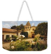 Carmel Mission Weekender Tote Bag