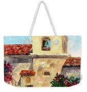 Carmel Mission, Summer Weekender Tote Bag