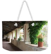Carmel Mission Walkway Weekender Tote Bag