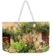 Carmel Mission Windows Weekender Tote Bag