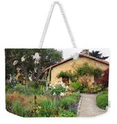 Carmel Mission With Path Weekender Tote Bag
