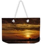 Carmel Sunset Weekender Tote Bag