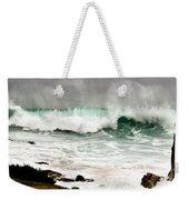 Carmel Wave Rock Weekender Tote Bag