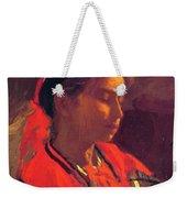 Carmelita Requena 1870 Weekender Tote Bag