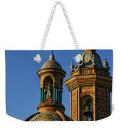 Carmen Chapel Seville Spain Weekender Tote Bag