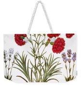 Carnation & Lavender, 1613 Weekender Tote Bag