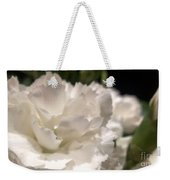 Carnation Blooms Weekender Tote Bag