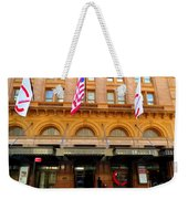 Carnegie Hall Weekender Tote Bag
