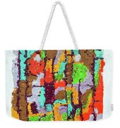 Carnevale Quilt Weekender Tote Bag