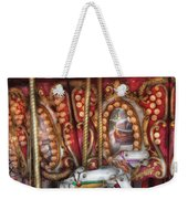 Carnival - The Carousel Weekender Tote Bag