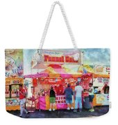 Carnival - The Variety Is Endless Weekender Tote Bag