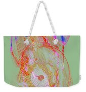 Carnival Abstract 6 Weekender Tote Bag