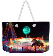 Carnival Excitement Weekender Tote Bag by James BO  Insogna