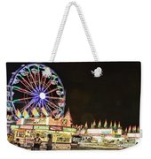 carnival Fun and Food Weekender Tote Bag by James BO  Insogna