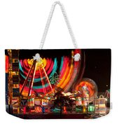 Carnival In Motion Weekender Tote Bag