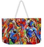 Carnival- Large Work Weekender Tote Bag
