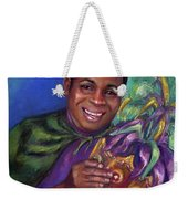 Carnival Time Weekender Tote Bag