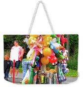 Carnival Vendor 3 Weekender Tote Bag