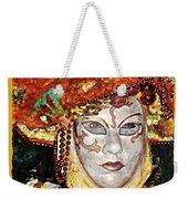 Carnivale Mask #12 Weekender Tote Bag
