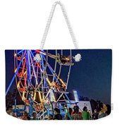 Carny Night 6 Weekender Tote Bag