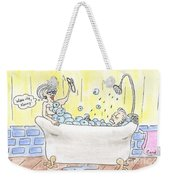 Carol And Kenny Weekender Tote Bag