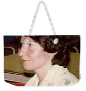 Carole  At  Mcgee Weekender Tote Bag