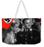 Carole Lombard Jack Benny To Be Or Not To Be 1942-2015 Weekender Tote Bag