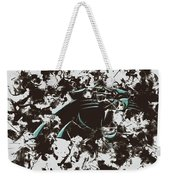 Carolina Panthers 1b Weekender Tote Bag