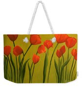Carolina Tulips Weekender Tote Bag