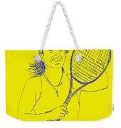 Caroline Wozniacki Weekender Tote Bag