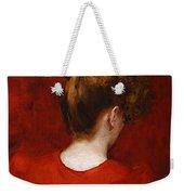 Carolus Duran Study Of Lilia Weekender Tote Bag