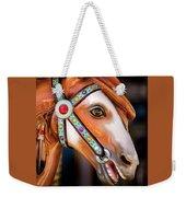 Carousal Horse Weekender Tote Bag