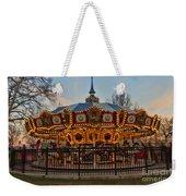 Carousel At Dusk Weekender Tote Bag