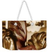 Carousel Color Quote Weekender Tote Bag