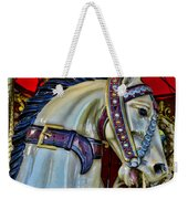 Carousel Horse - 7 Weekender Tote Bag