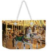 Carousel Horse 4 Weekender Tote Bag