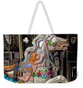 Carousel Horse And Angel Weekender Tote Bag