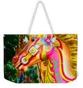 Carousel Horse London Alfie England Weekender Tote Bag