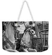 Carousel Horses No. 1 Weekender Tote Bag