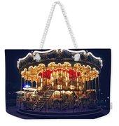 Carousel In Paris Weekender Tote Bag